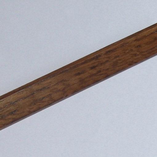 Stair rods, Wood Oak Georgian gloss