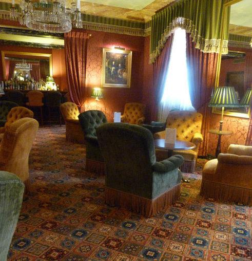 Bespoke wool carpets, Hotel Victoria Palace, Paris