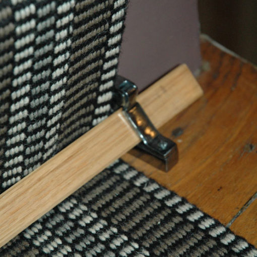 Accessories for stair runners
