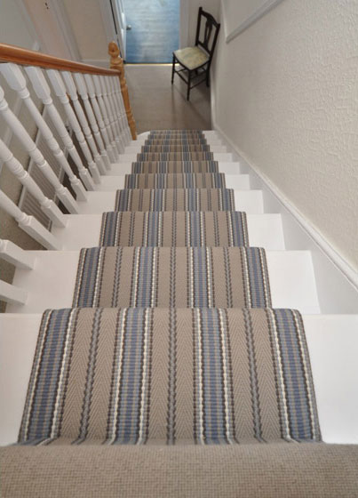Stair runner, Private house, London