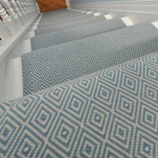 Diamond Blue, Stair runners