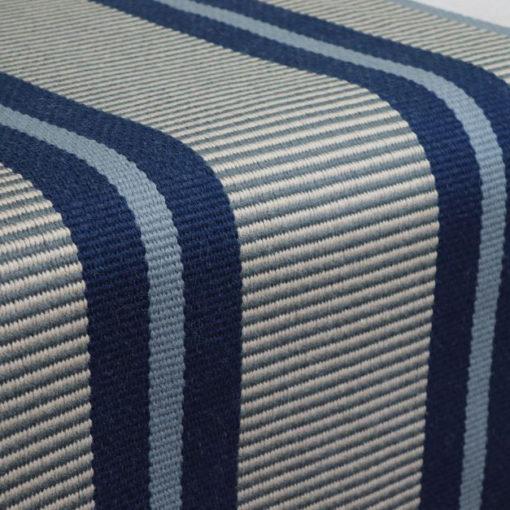 Tapis d'escalier tissé plat, 100% laine, Transat PNT27