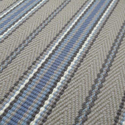 Stripes Kelly JD, Tapis d'escalier tissé plat
