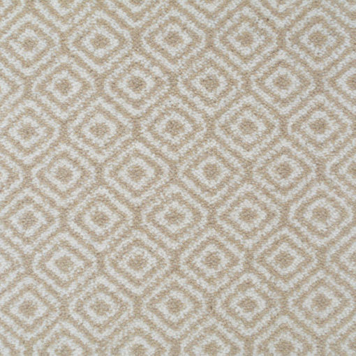 Wool Carpet, Diamond Ivory