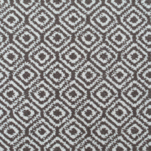 Wool Carpets, Diamond Collection, Taupe