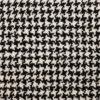 Moquette velours, Tweed Black & Ivory