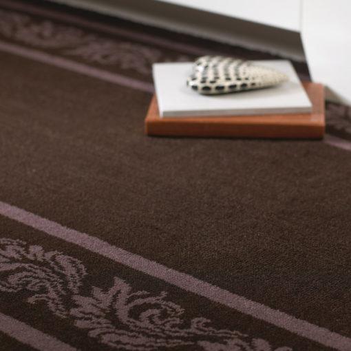 Bespoke wool carpets, Pavillon de la Reine