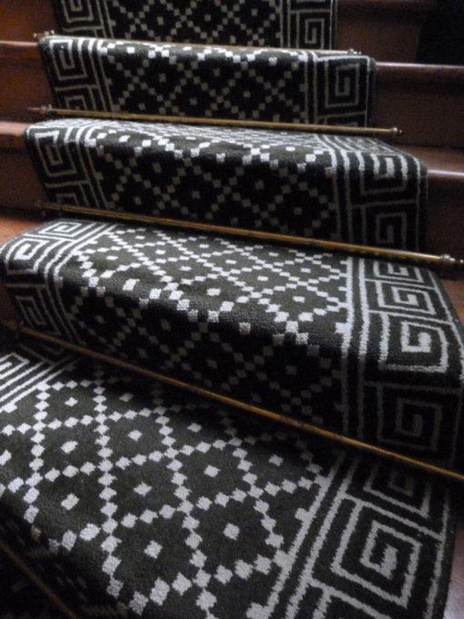 Bespoke wool carpets, Trellis Collection