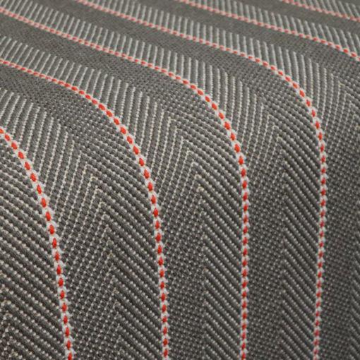 Moquette grande largeur, 100% laine, TENDANCE IV Grey