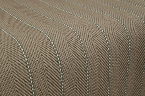 Broadloom wool carpet, Tendance IV Nickel