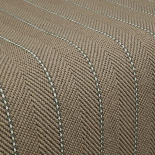 Moquette grande largeur, 100% laine, Tendance IV Nickel