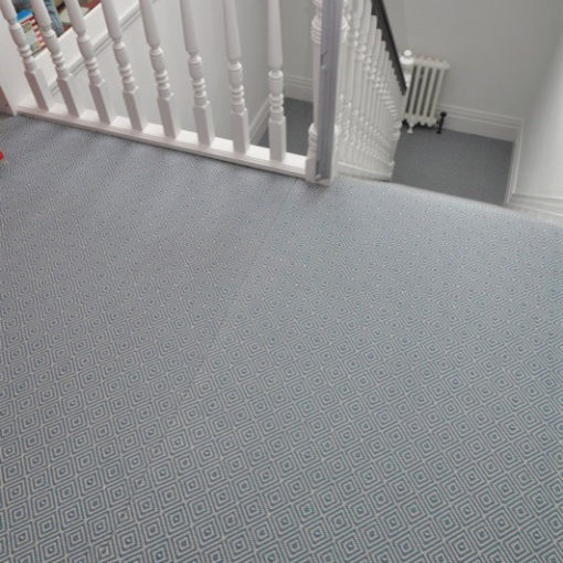 Flatweave wool carpets, Diamond collection