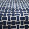 Tapis d'escalier, Pure laine vierge, Tweed Blue & Ivory