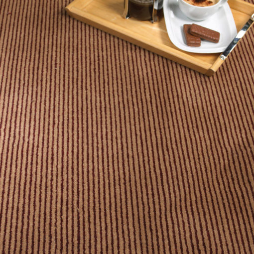Tufted wool carpets Tandem with a cup of coffee