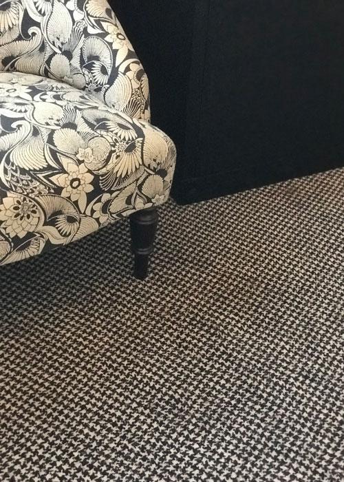 Hotel d'Aubusson, Wool carpet Wiston